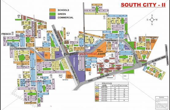 South City 2 Plot for Sale || Plots For Sale in South City 2, Gurgaon || Plot in South City 2, Gurgaon