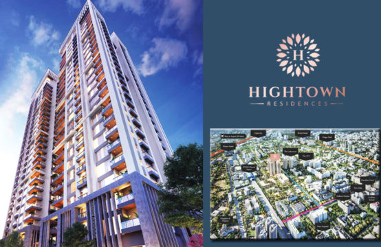 Silverglades Hightown Residences in Sector 28, Sushant Lok I, Gurgaon