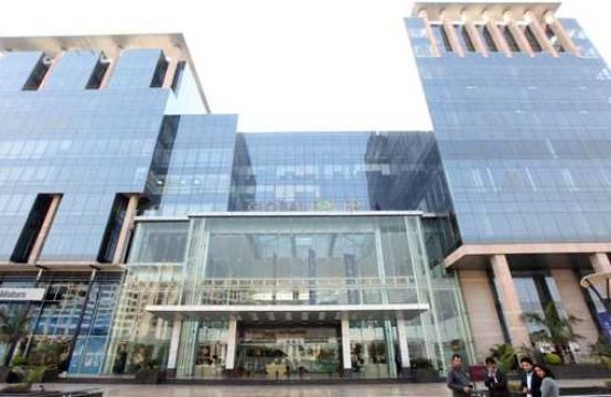Global foyer ,Gurgaon || Office Space for rent on Global foyer, Golf Course Road ,Gurgaon