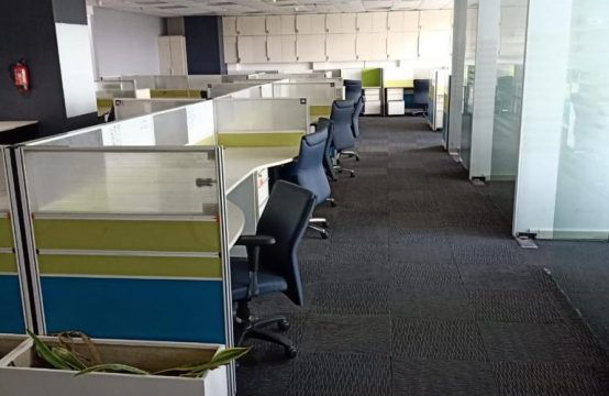 Cyber Park || Office Space for rent in Unitech Cyber Park near Metro ,Gurgaon – 7000 sq.ft.
