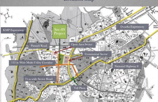Orris Plots in Sector 89 – 90 Gurgaon || Orris Woodview Residencies, Sector 89 , Gurgaon