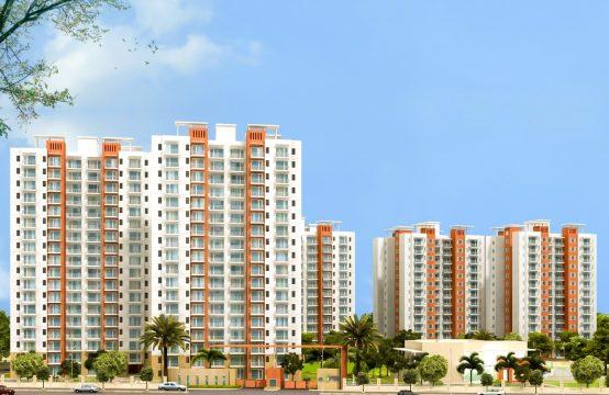 Mahindra Aura, New Palam Vihar Phase 3, Sector 110A, Gurgaon