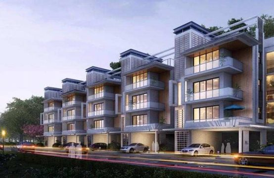 4 BHK Builder Floor For Sale in South City 2, Sector 49, Sohna Road, Gurgaon