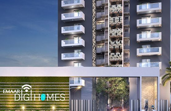 Emaar Digi Homes, Sector 62, Golf Course Extension Road, Gurgaon