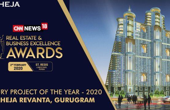 Raheja Revanta Royalty in Sector-78, New Gurgaon