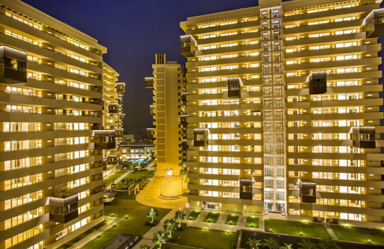 Salcon Verandas in Sector 54, Golf Course Road, Gurgaon