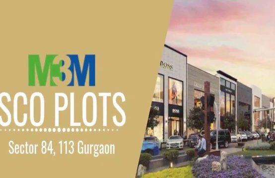 M3M SCO 84, M3M SCO Plots Sector 84 Gurgaon