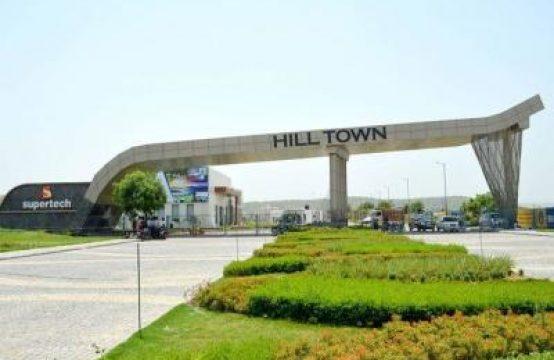 Supertech Hill Town Plot in Sohna Sector-2, Gurgaon || Supertech Hill Town | Plots for Sale in Supertech Hill Town Gurgaon